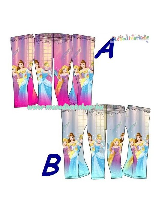Disney Princess , Hercegnők 3/4   leggings