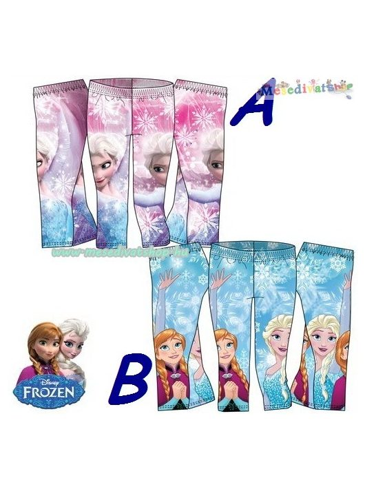 Disney Frozen / Jégvarázs 3/4 leggings